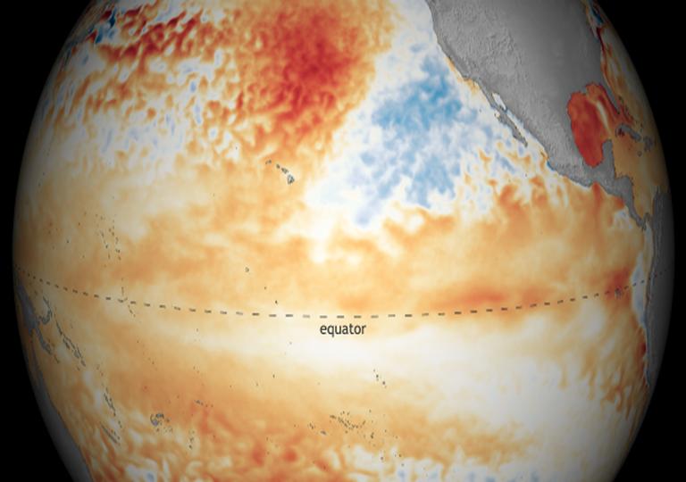 El Niño, La Niña, Lluvia, Temperatura, Pronóstico, Tendencia