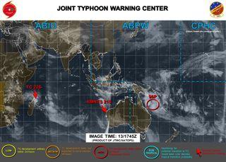 Se anima la actividad de ciclones tropicales: se forma Herold