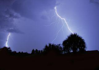 Se avecinan las temidas tormentas secas, ¿qué son y cómo se forman?