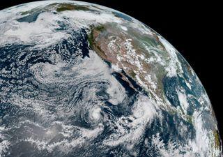 Se forma la Tormenta Tropical Guillermo