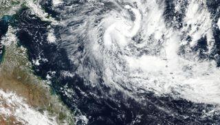 Se forma la tormenta tropical Harold