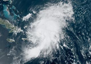 Se forma la tormenta tropical Isaías en el Caribe