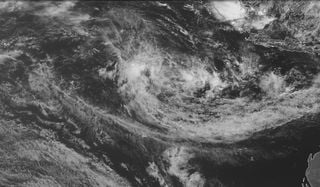 Se forma la tormenta tropical Mangga