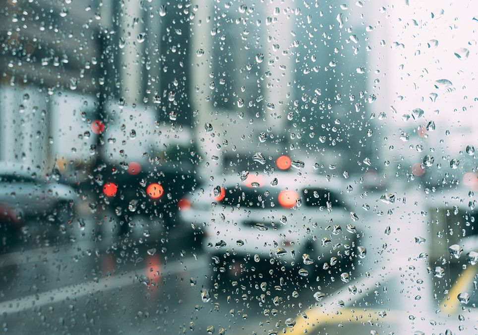 Lluvia México