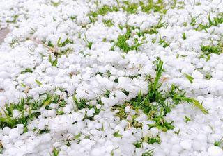 Ocurren precipitaciones en varias entidades