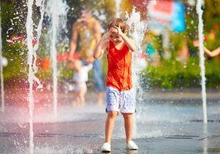 Mucho calor y tormentas dispersas para este fin de semana