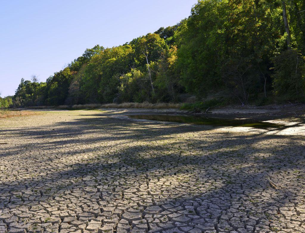 Sècheresse en Auvergne-Rhône-Alpes