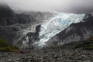 Segredos revelados nas geleiras: desde cadáveres até doenças