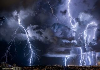Seguirán las lluvias para este fin de semana en México