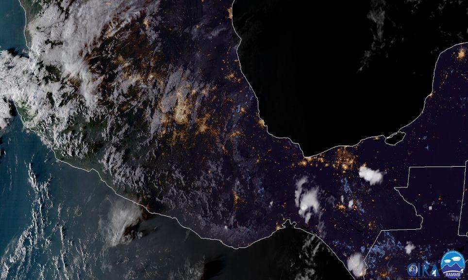 Imagen de satélite 05/11/2018