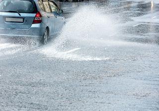 Semana com alerta de chuvas volumosas para a Região Sudeste