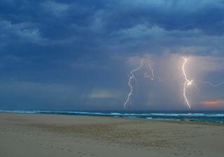 Semana com formação de outro ciclone extratropical sobre o Sul