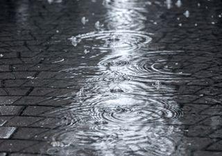 Semana con mucha lluvia en buena parte de México