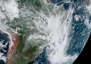 Semana de intensa atividade ciclônica no Atlântico