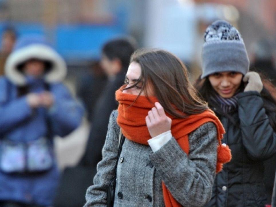 Frío invierno ola polar Buenos Aires