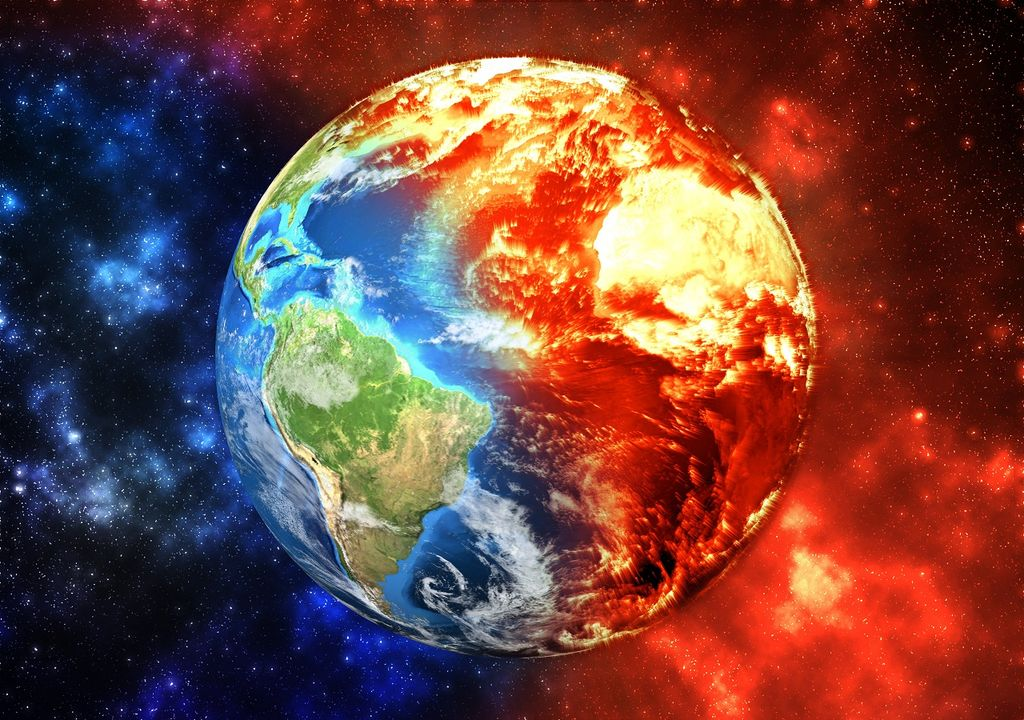 planeta Tierra; calentamiento global