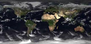 Septiembre de 2018: evolución nubosa a escala global