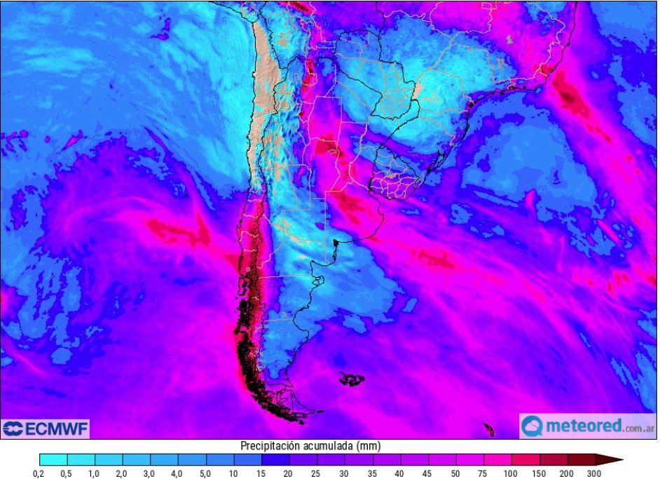 Lluvia Argentina Pronostico