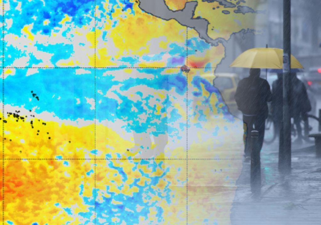 ENSO neutral y lluvias en Chile