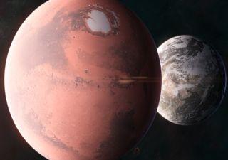 Seria Marte mais bonito do que a Terra no passado? Pensa-se que sim
