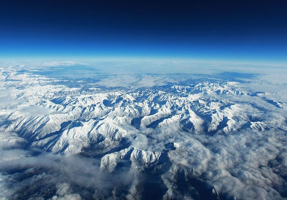 El cambio climático, la degradación de la tierra y las catástrofes naturales son graves amenazas para las montañas.