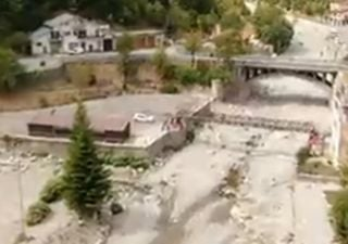 Schockierende Bilder: Schlimme Dürre in Teilen Italiens!