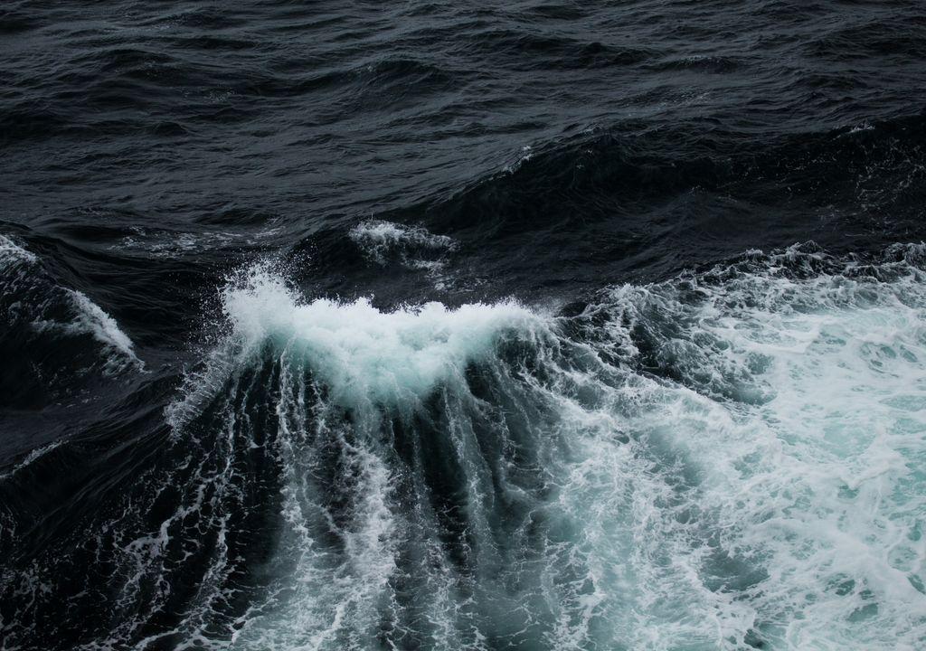 Temperaturas de los mares