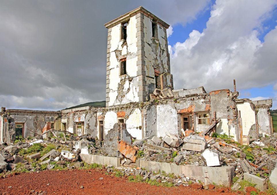 Sismo de oitenta na Ilha Terceira, Açores