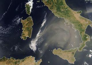 Sahara-Staubwolke und Wüsten-Hitze erreichen Europa!