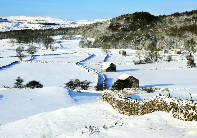 Yorkshire has seen significant snowfall and there could be more to come.