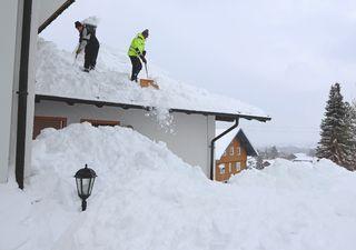 'Snowmageddon' o grandes nevadas, ¿serán cosa del cambio climático?