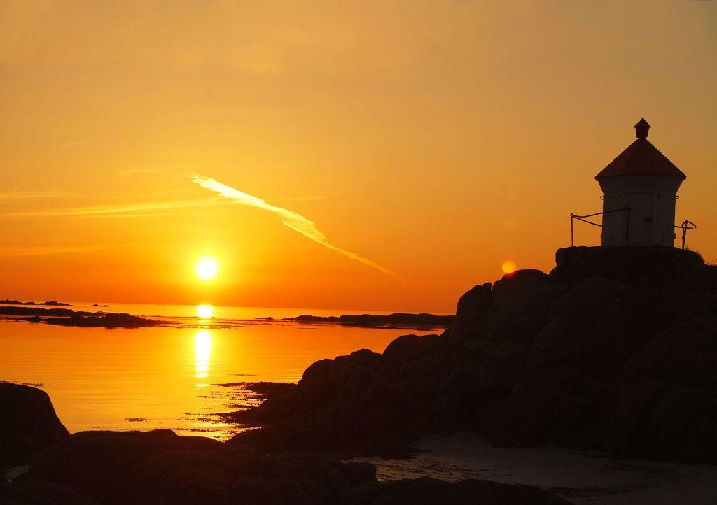 tramonto-norvegia