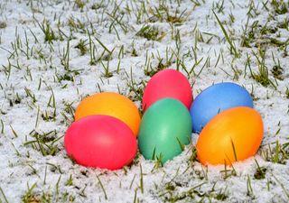 Sorpresa nell'uovo, colpo di coda dell'inverno dopo Pasquetta! Neve?