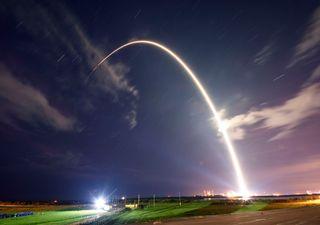 SpaceX hace historia: sus satélites serán invisibles