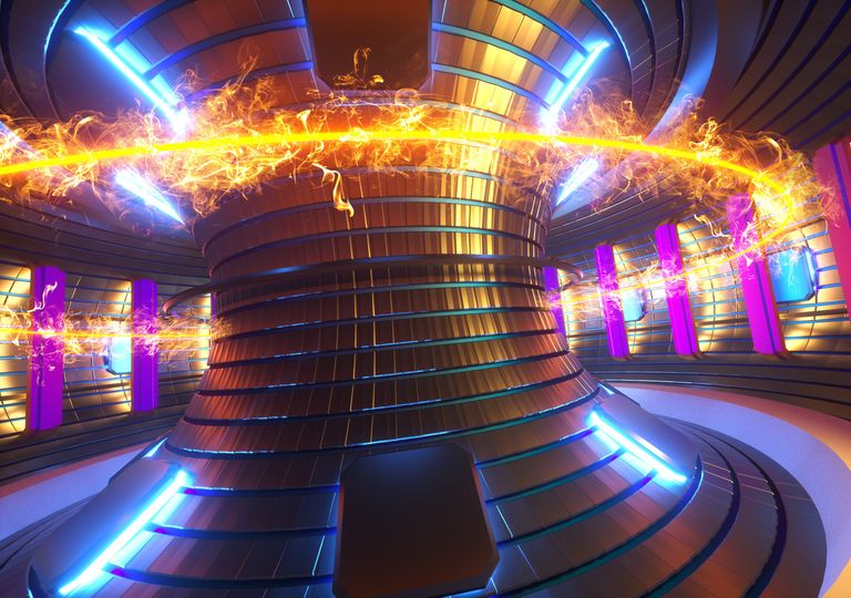 Le réacteur Sparc