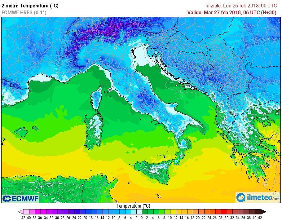 temperature-minime-italia