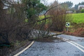 Storm Bella: More flooding and 100mph gusts