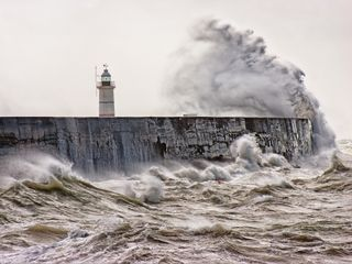 Storm Dennis: strong winds and heavy rain to menace UK