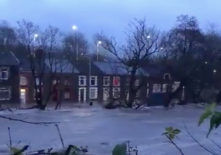 Storm Dennis causes devastating flooding to South Wales