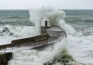 Storm Ellen disruption continues: chaos at campsites and the coast
