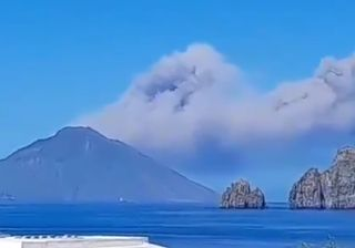 Videos of the 19th of May 2021 Stromboli eruption