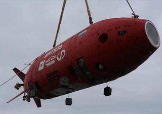 Submarino russo estabelece novo recorde do ponto mais profundo