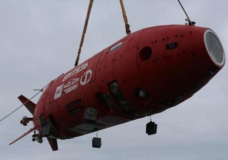 submarino ruso Vitiaz Fosa de las Marianas punto más profundo Tierra