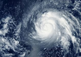 Super-Taifun Haishen rast auf Japan zu: Böen über 250 km/h!