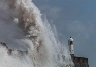 Super tempestade Ciara vai atingir o Reino Unido