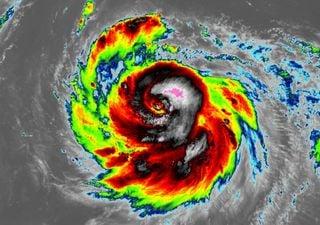 Súper tifón Haishen: alerta máxima en Japón y la Península de Corea