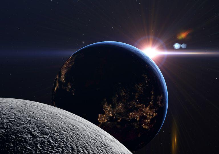 elipse lunar