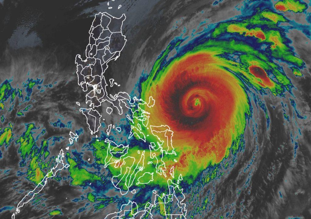 surigae, filipinas, huracan