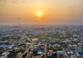 Surpresa em África: a poluição do ar diminuiu e a economia prospera