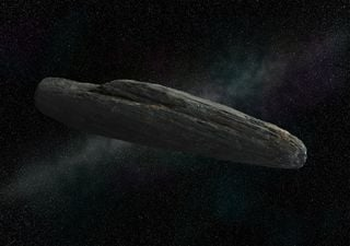 Advanced alien technology? Controversy over an asteroid